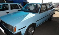 1985 TOYOTA COROLLA 1.6 IN VERY VERY GOOD CONDITION!