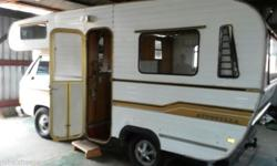 I have an vw autovilla camper in good condition.Gas