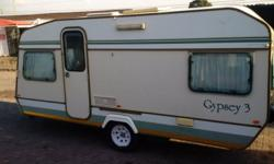 1988 Gypsey 3 in very good condition with a full tent