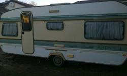 1988 Gypsey 4 B For a sale: 6 sleeper....tent, rally