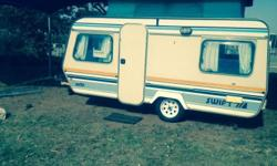 1988 Sprite Swift with tents for sale