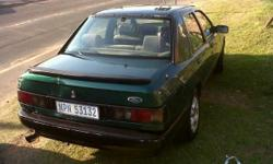 2l Ford Saphire, clean and running condition. sold