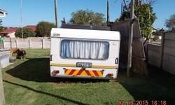 1989 SPRITE SWIFT CARAVAN FOR SALE.TENTS FRIDGE MICRO