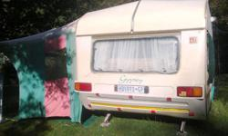 im selling my Gypsey caravan. lisenced till next year,