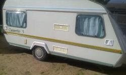1993 Gypsey Caravette 5 Good condition�five sleeper,