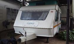Gypsey Caravette 5 in Excellent Condition inside and