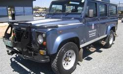 Fabrikaat: Land Rover Model: Defender Mylafstand:
