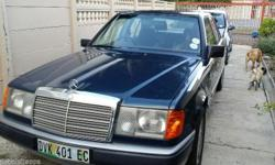 Beautiful Mercedes 300 E for sale: Car in excellent