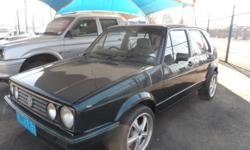 1995 VOLKSWAGEN GOLF 1.4 CITI ALL ROUND FAIR CONDITION,
