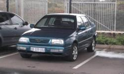 1995 VW Jetta for sale. In a very clean condition and