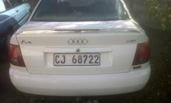 Urgent Sale, 1996 Audi A6 2.6L for sale, selling for R8