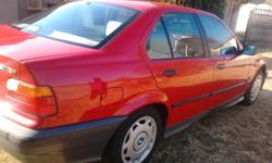 316 BMW FOR SALE, 1996 MODEL, GOOD CONDITION, NO MONEY