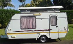 1996 Escape 2 in excellent condition. Hardly used.
