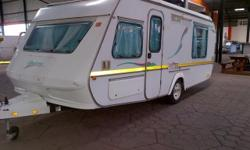 1996 Gypsey caravan in excellent condition with too