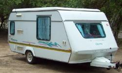 1996 Gypsy Romany caravan for sale in excellent