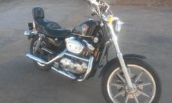 Harley Davidson Sportster (one owner from new)