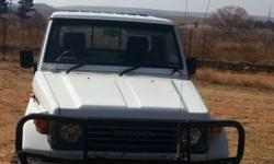 1996 Toyota Land Cruiser 4.5. Very good condition.