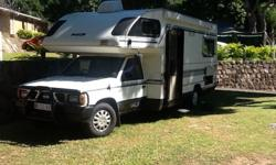 Have wj pacer on Nissan chassis windout flammia awning