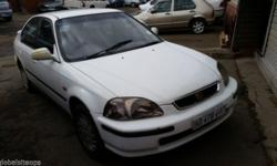Hi people I have a Honda ballade for sale urgently