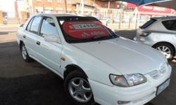1997 NISSAN SENTRA 2.0 GSI WITH AIRCON, IN GOOD