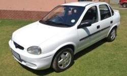 Opel Corsa 1997  105 000km Aircon  Power Steering
