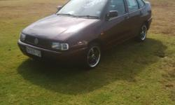 1.8. Vw polo in running good full house must see new