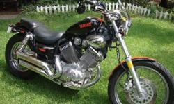 Yamaha Virago for sale. Perfect condition. Original