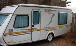 1998 Gypsey Regal with tent and rally canopy with two