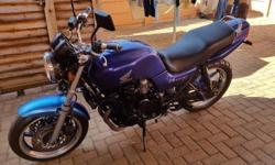 Hi I have a 1998 honda CB750 in good condition. The
