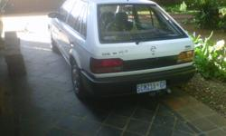 Nice little Mazda 323 for sale, the car is still in
