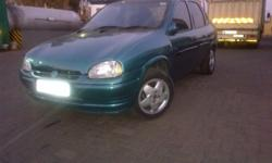 HI GUYS OPEL CORSA SEDAN 1.6 16V VERY LIGHT ON FUEL GOT