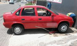 Good day, I'm selling my Opel Corsa for R22 000.00,