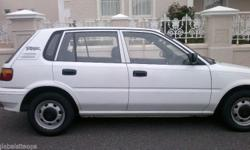 Toyota Conquest 1.3 Excellent condition and very well