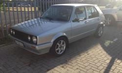 Good all round condition VW Golf. R32,000 negotiable