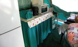 1999 Gypsy Romany 4 Bed Caravan with full tent and