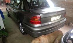 Hi ppl, im selling my opel astra 200ie 8valve, 1999