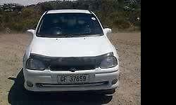 99' Opel Corsa GSI 160is New tyres New radiator Air-Con