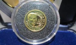 24 ounce Mandela de Klerk. Excellent condition. Very