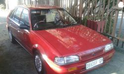 2000 FORD LAZER TONIC. 1.3 GOOD CONDITION. RED. R34000.