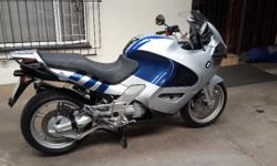 2001 BMW K 1200RS 61,000 km in perfect condition Std