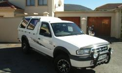 Fabrikaat: Ford Model: Ranger Mylafstand: 249,000 Kms