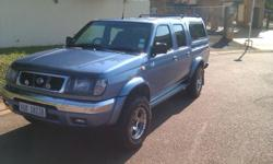 Fabrikaat: Nissan Model: Ander Mylafstand: 266,000 Kms