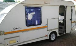 2001 and 2003 Sprite scenic In very good condition