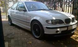 Bmw 330d E46 sports pack Light on diesel very good