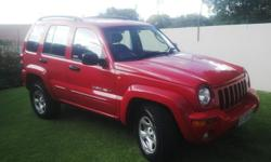 Great bargain 4x4 jeep 3,7 Cherokee limited