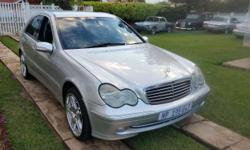 2002 Mercedes-Benz C200K Avantgarde Power steering,