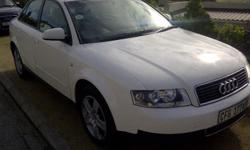Mint condition Audi A4. Full service history. 2nd