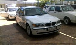 Helderberg Auto Traders 2003 BMW 318i - Full House
