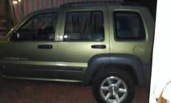 Jeep in good all round condition recently serviced with
