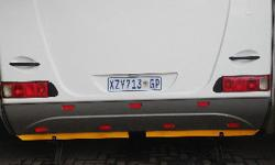 2003 Jurgens Penta Caravan For Sale PRICE: R105 000.00